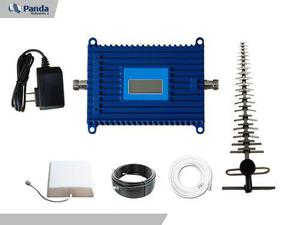 Antena amplificador de señal celular telcel 3g rural