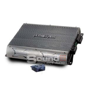 Audiolabs clase d control remoto nueva linea 2400watts poder