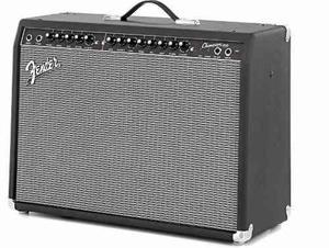 Champion 100 fender amplificador combo guitarra con efectos