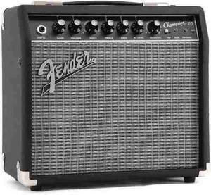 Fender champion 20 amplificador guitarra