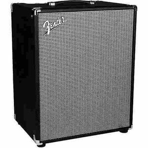 Fender rumble 200 amplificador para bajo