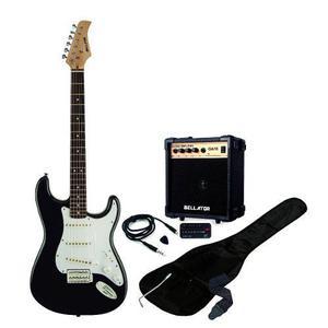Kit guitarra electrica amplificador bocina accesorios