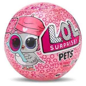 Lol sorpresa mascotas serie 4 ojo espía animales de