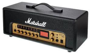 Marshall code 100h cabezal amplificador de guitarra de 100 w