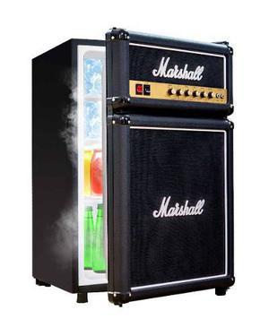 Marshall mf3.2 frigobar estilo amplificador marshall fridge