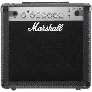 Marshall mg15cfr amplificador p/ guitarra electrica