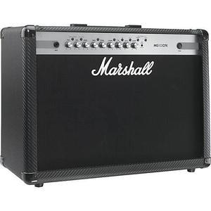 Mg102cfx marshall amplificador 100w combo guitarra y efectos