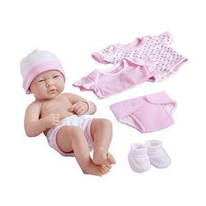 Muñeca bebe reborn realista 14 pulgadas envío gratis! msi