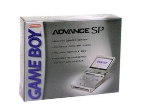 Game boy advance sp como nuevo accesorios y juegos