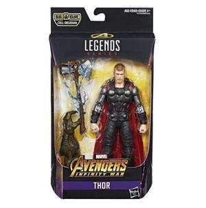 Marvel legends infinity war figura thor baf cull obsidian