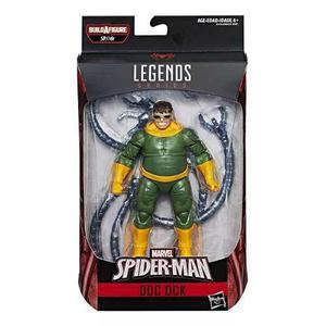 Marvel legends spiderman doctor octopus baf sp//dr