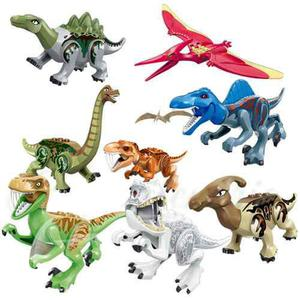 Set 8 Dinosaurios Armables De Jurassic World Compatibles En Mexico Clasf Juegos Características principales 6 modelos diferentes! set 8 dinosaurios armables de jurassic