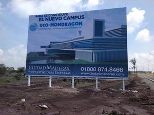 Terreno Comercial en Venta, El Marques Queretaro.