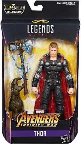 Thor infinity war marvel legends baf cull obsidian nuevo