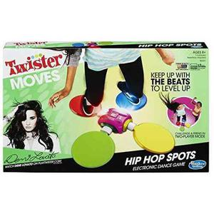 Hasbro games twister moves puntos de hip hop