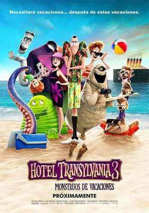 Hotel transilvania 3 (pelicula full hd) 10$