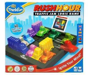Juego de mesa razonamiento rush hour thinkfun envío gratis