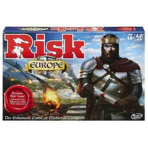 Juego de mesa risk europa de hasbro