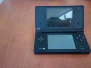 Nintendo ds lite con estuche y 3 juegos