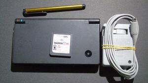 Nintendo dsi con cargador original y juegos precargados