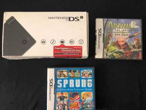 Nintendo dsi en caja completo original