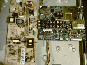 Placas para pantallas lcd plasma y leds