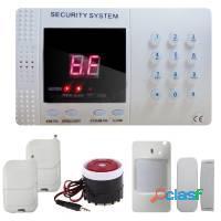 Alarmas inalambricas y cctv para casa o negocio