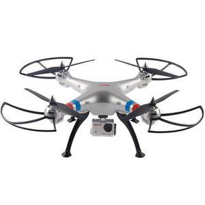Cuadricóptero syma x8g 2.4ghz a control remoto cámara hd