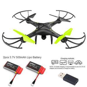 Dron cheerwing petrel u42w wifi fpv 2.4ghz c/cámara hd