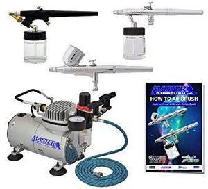 Master airbrush brand multi-purpose professional airbrushing