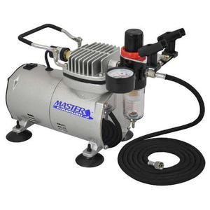 Master airbrush high performance airbrush air compressor wi