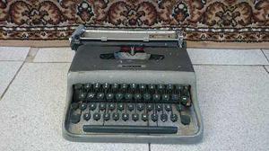 Antigua maquina escribir mecánica marca sears retro vintage