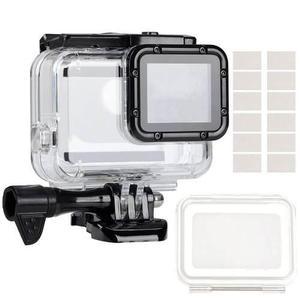 Carcasa gopro hero 5,6 kit accesorios antiniebla,lente touch