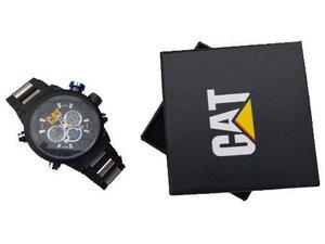Reloj para hombre caballero cat clon cronometro luz alarma