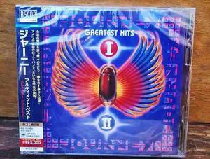 Journey ultimate best -greatest hits i & ii- [blu-spec cd2]