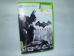 Batman arkham city xbox 360,nes,snes,psp,ps4, playstation,cv