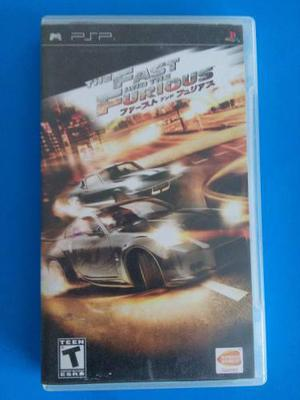 b66c118c7f5f The fast and the furious psp playstation trqs rapido furioso