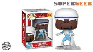 Funko pop - frozone frozono increibles 2 disney (1)