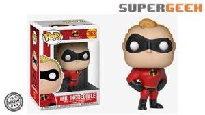 Funko pop - mr increible los increibles 2 disney (1)