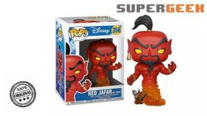 Funko pop - red jafar genio aladdin disney (1)