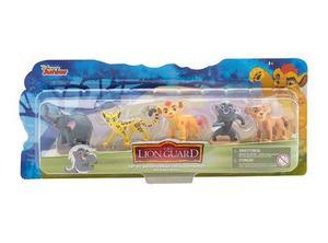 La guardia del leon set figuras kion kiara mtoto fuli oferta