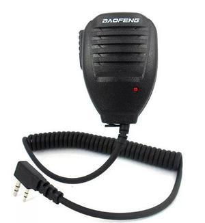 Baofeng kenwood microfono de solapa original nuevo