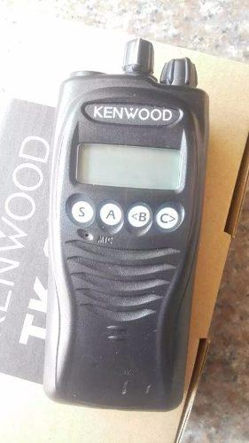 Radio kenwood tk 2217 vhf