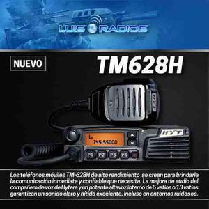 Radio movil hytera tm628h incluye antena