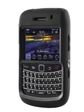 Blackberry bold 9700 funda clip otterbox defender