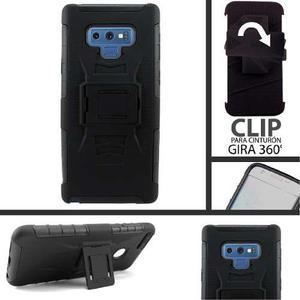 7ea1e30b701 Funda samsung note 9 protector resistente uso rudo clip en México ...