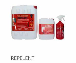 Repelente para mosca, mosquito (repelent) 1 litro