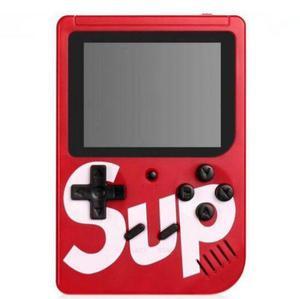 Sup game box consola retro con 400 juegos