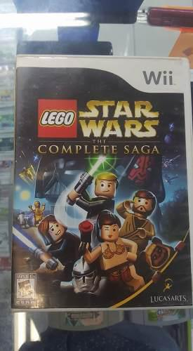 Lego star wars the complete saga **para wii & wii u**