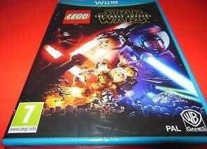 Lego star wars the force awakens nintendo wii u